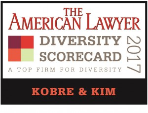 Kobre & Kim honored on American Lawyer's 2017 Diversity Scorecard
